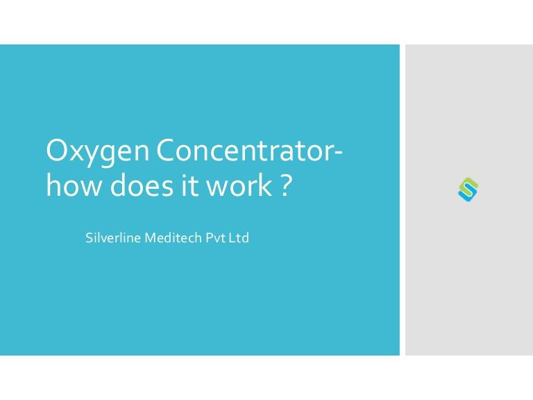 Oxygen concentrators are special devices that ensure a