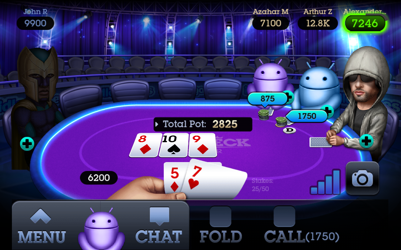 Fresh Deck Poker Cross Platform Poker Game Android And