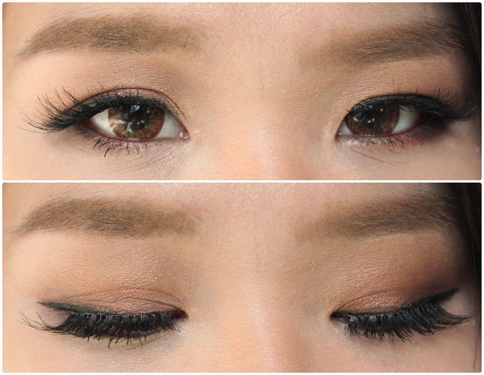 False Lashes For Asian Eyes 91