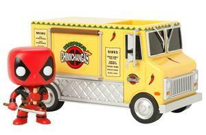 Picture of POP Marvel Deadpool's Chimichanga Truck