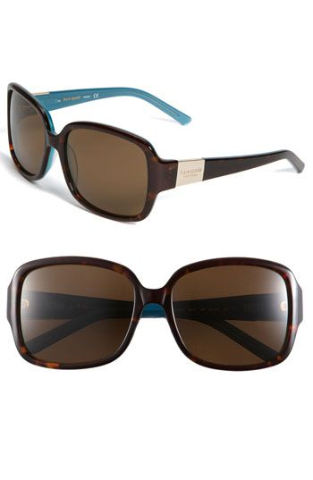 b67e3c420 Kate Spade New York 'lulu' square polarized sunglasses. The perfect  polarized lense for everyday wear and glare.