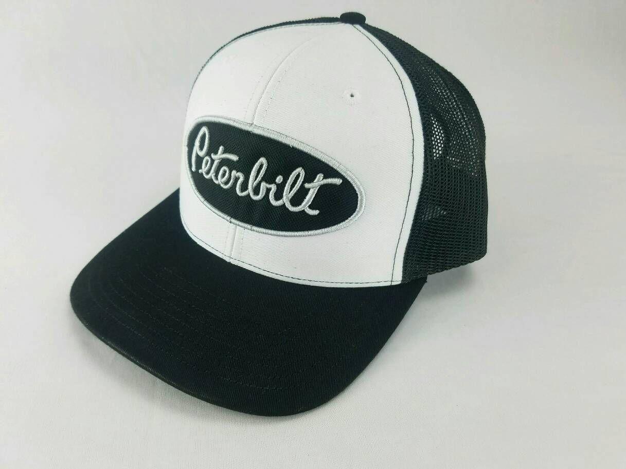 c766a1833d7 Peterbilt logo hat