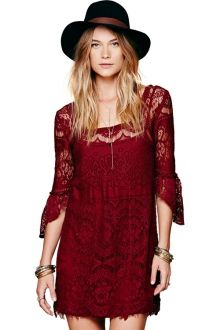Lace Dresses For Women | Black And White Lace Dresses Fashion Style Online | ZAFUL