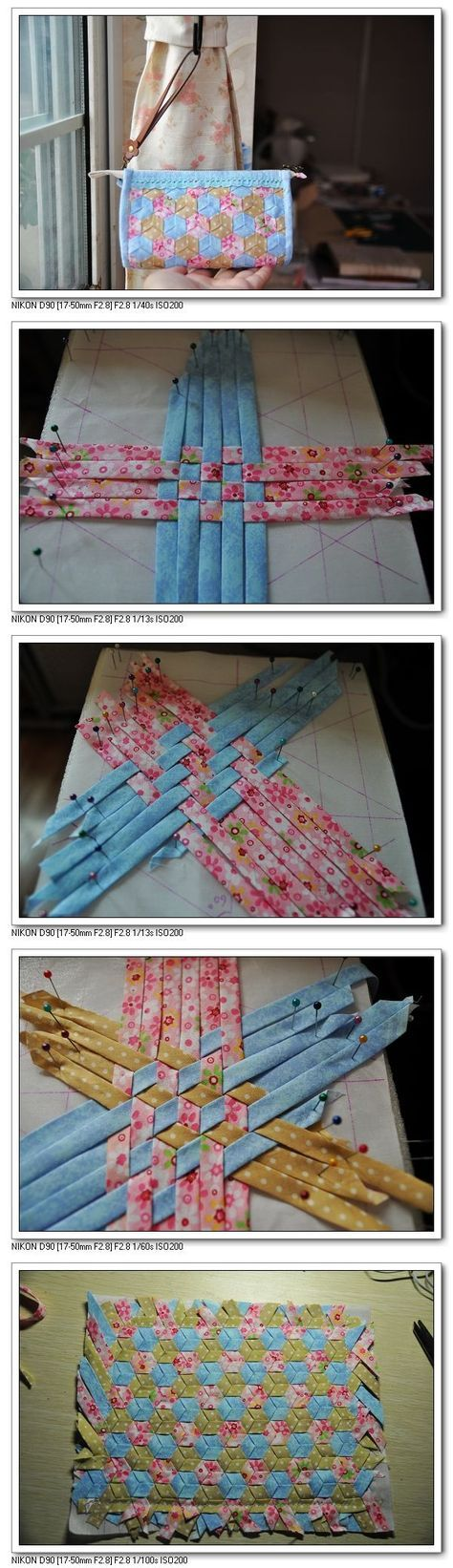 сумки шить МАК | Patchwork | Pinterest | Sewing, Quilts und Weaving
