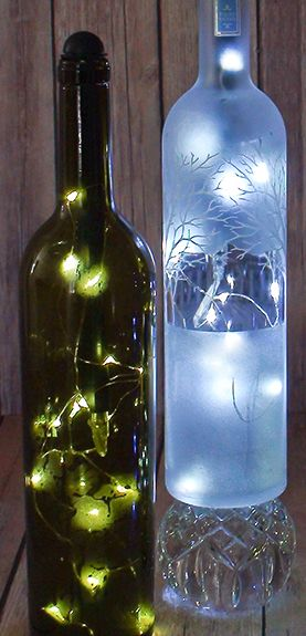 How To Decorate Old Bottles Decorate Your Yard Or Patio And Reuse Those Old Wine Bottles With