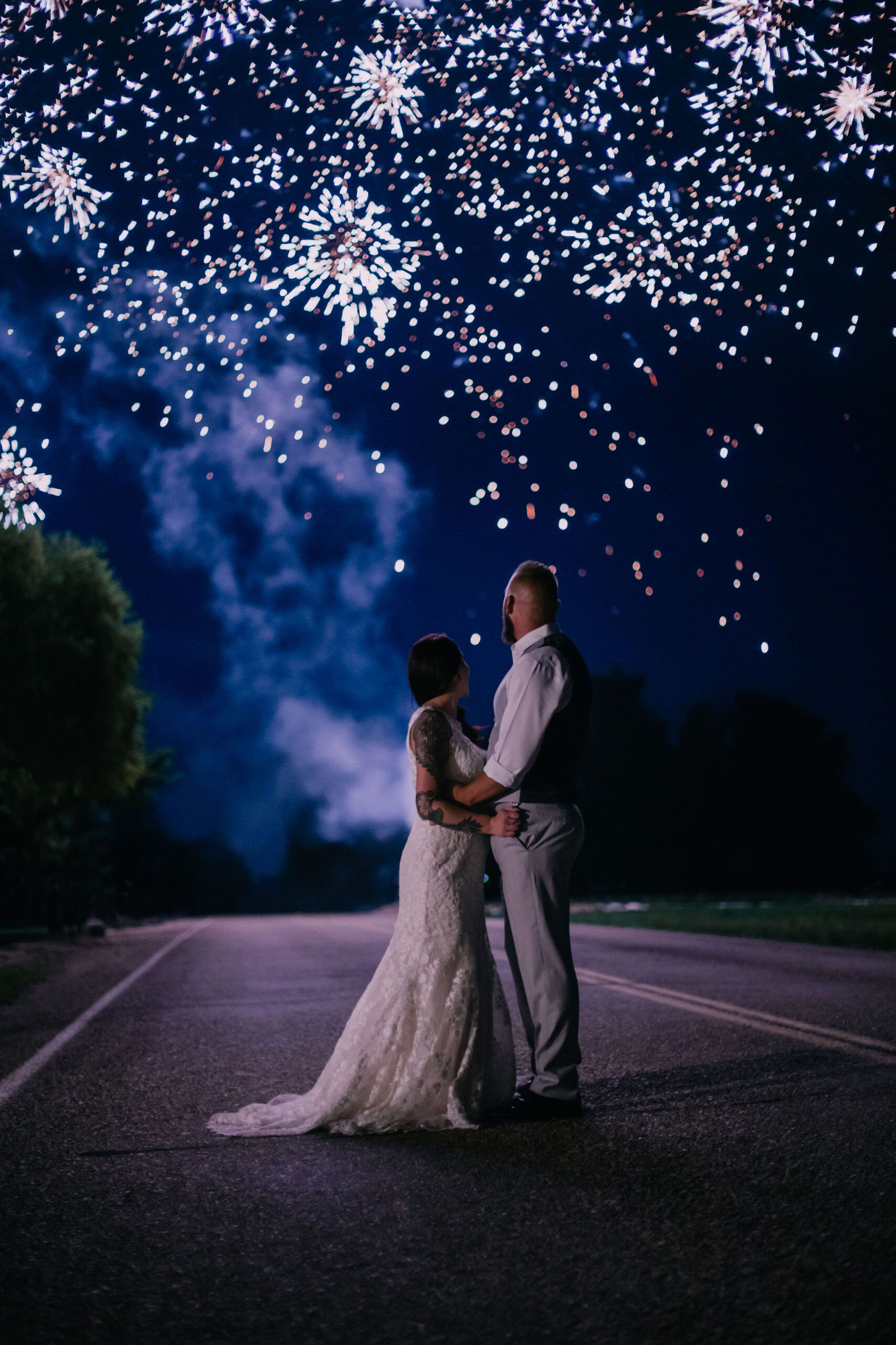 Summer Night Wedding 2 See Photography In 2020 Wedding Fireworks Wedding Photography Wedding Night