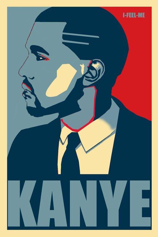 Kanye For President Hip Hop Singers Kanye Kanye West