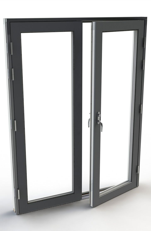 Terassinovi lasillinen ovi –Tiivi Parveke