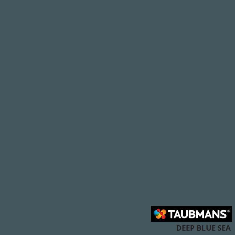Taubmans Australia Colour Deep Blue Sea