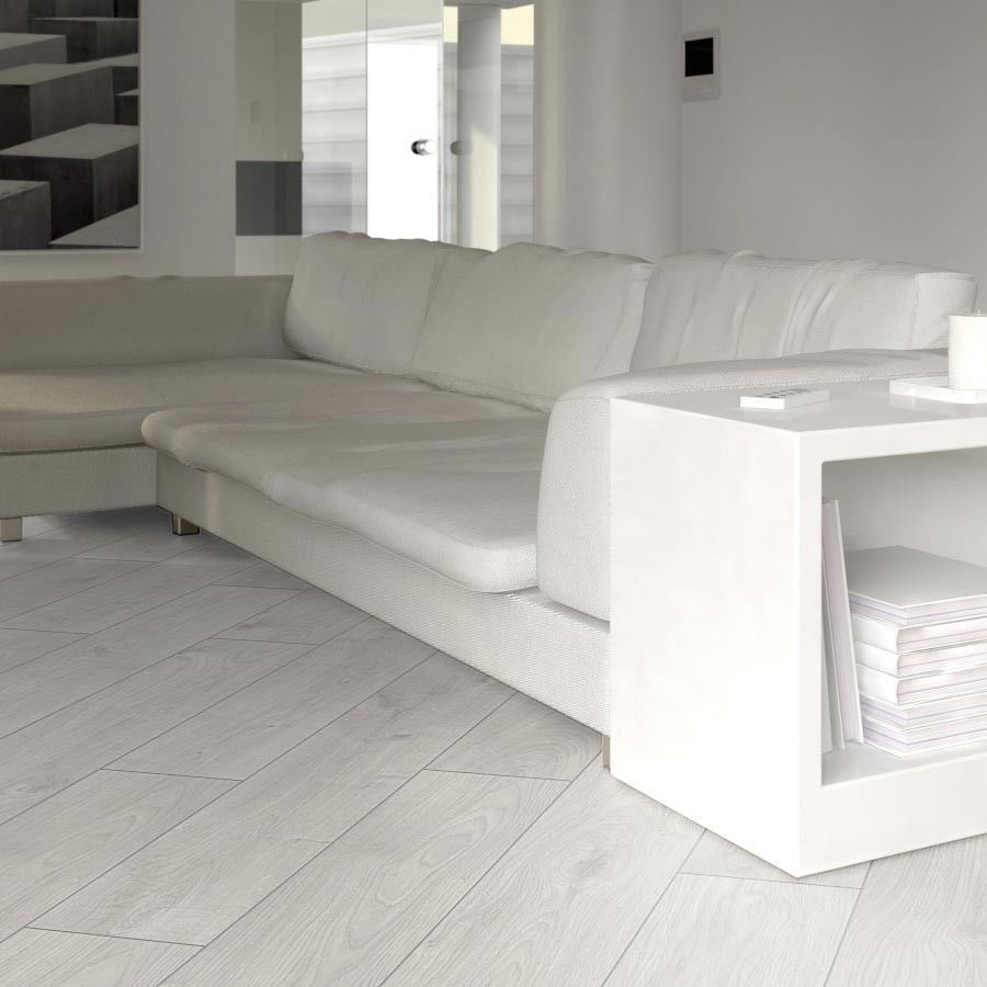 White Oak Effect Laminate Flooring Home Designs And Plans