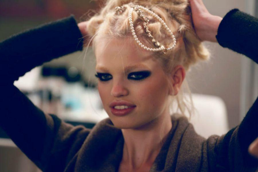 Chanel Paris-Bombay hair