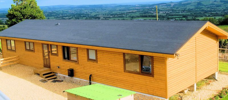 Premier Timber Buildings Mobile Homes, Chalets, log