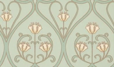 Wallpaper   Charles Rennie Mackintosh | Design Discussion | Forum | Mydeco