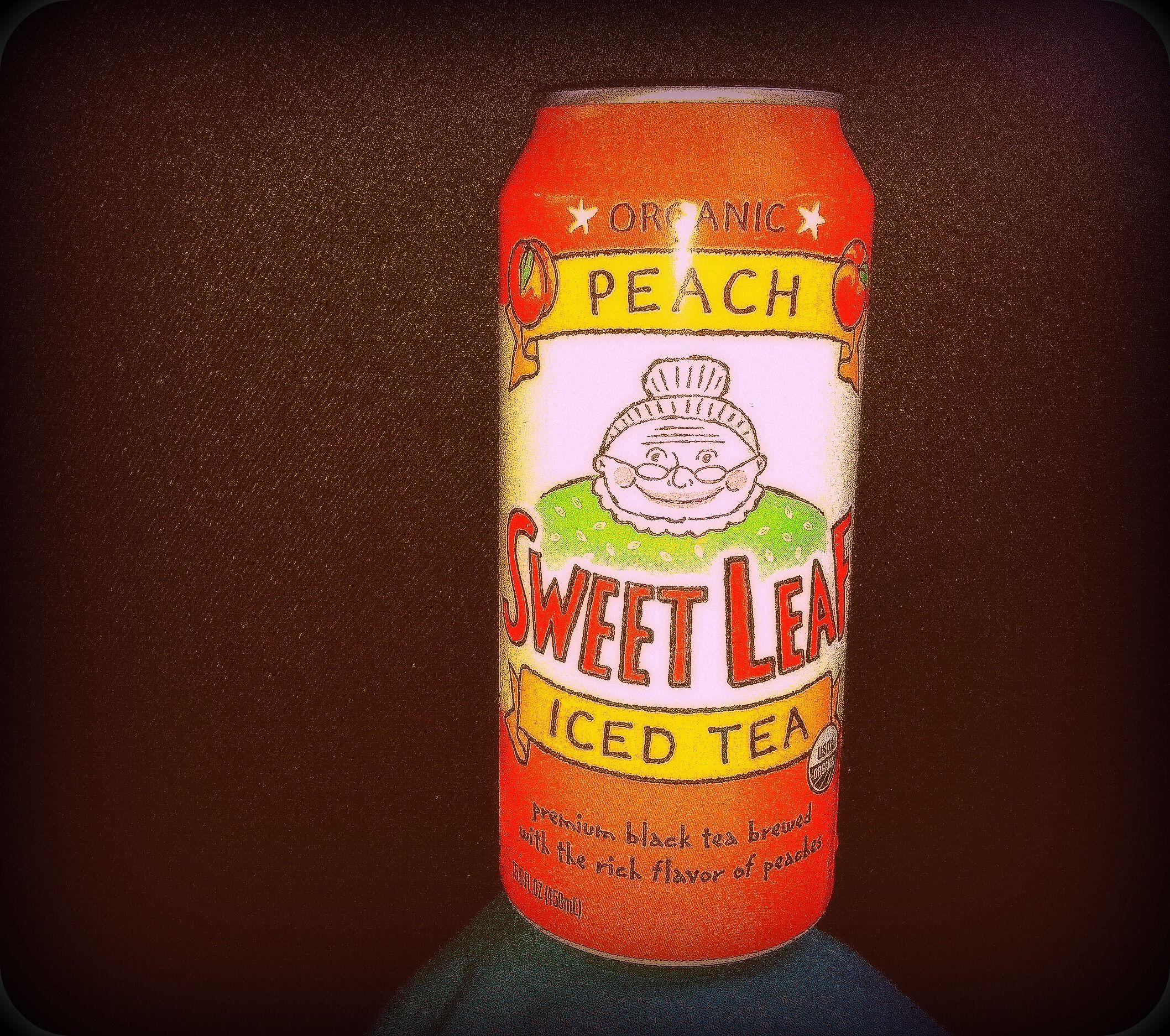 the best peach tea aroun' i guarantee
