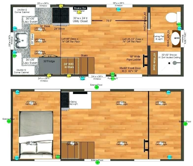 Tiny Homes Floor Plans Floor Plans For Tiny Homes Floor Plans