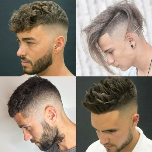 30 Best Haircuts For Men 2018 Best Hairstyles For Men Pinterest