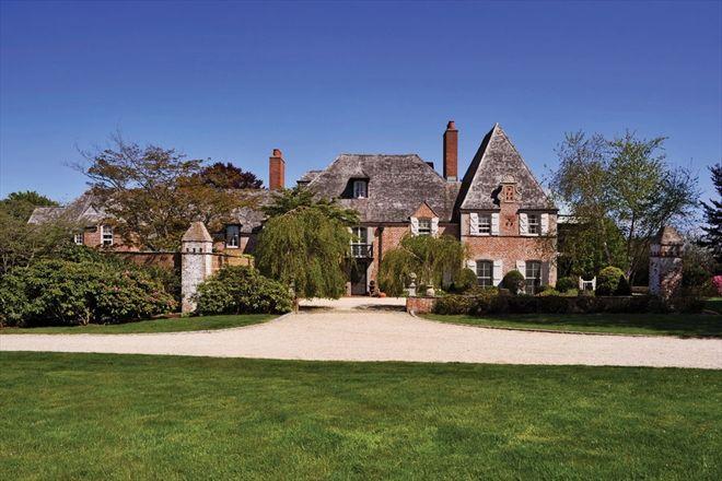 Corcoran, Normandy House, Southampton Real Estate, South Fork For Sale, Homes, Southampton Estate / Mansion, Donald Gleasner