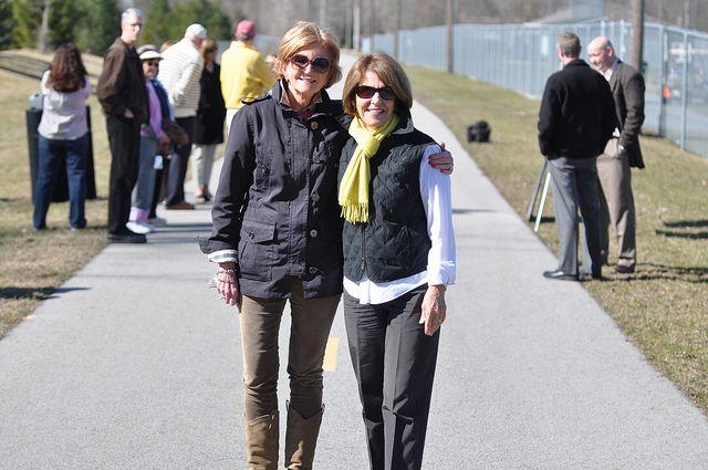 Barbara Bradley Baekgaard and Patricia Miller: founders of Vera Bradley