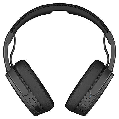 Skullcandy Crusher Bluetooth Wireless OverEar Headphone with Microphone Noise Isolating