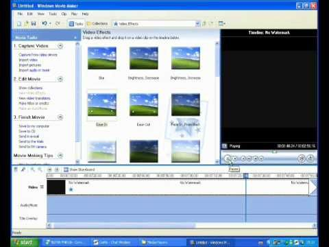 How To Remove Watermarks From Films With Windows Movie Maker Windows Movie Maker Film Movies