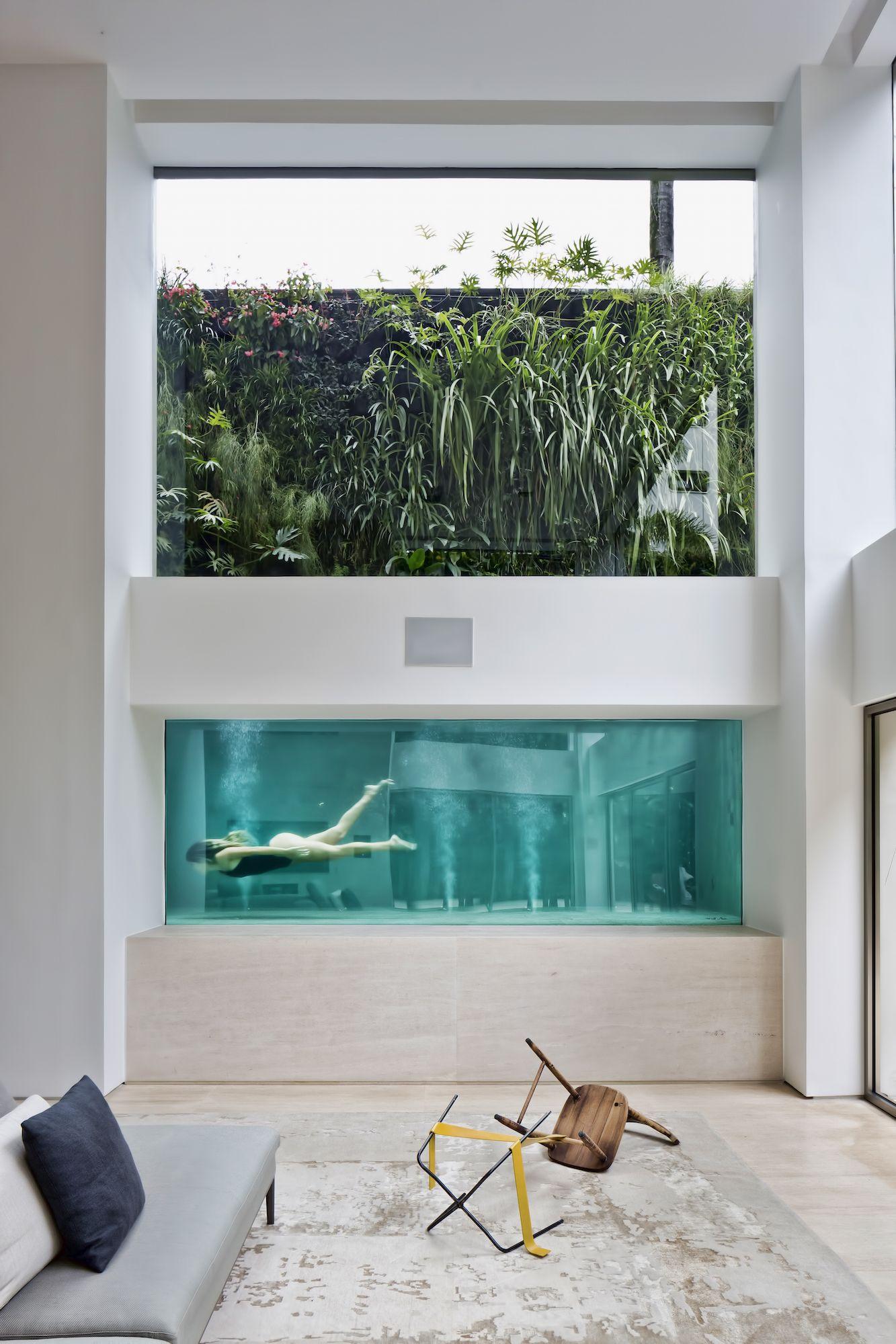 Duplex Has A Swimming Pool