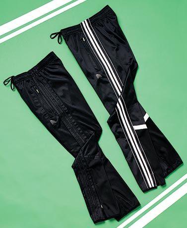 Men's Zip Pocket Warm-Up Pants