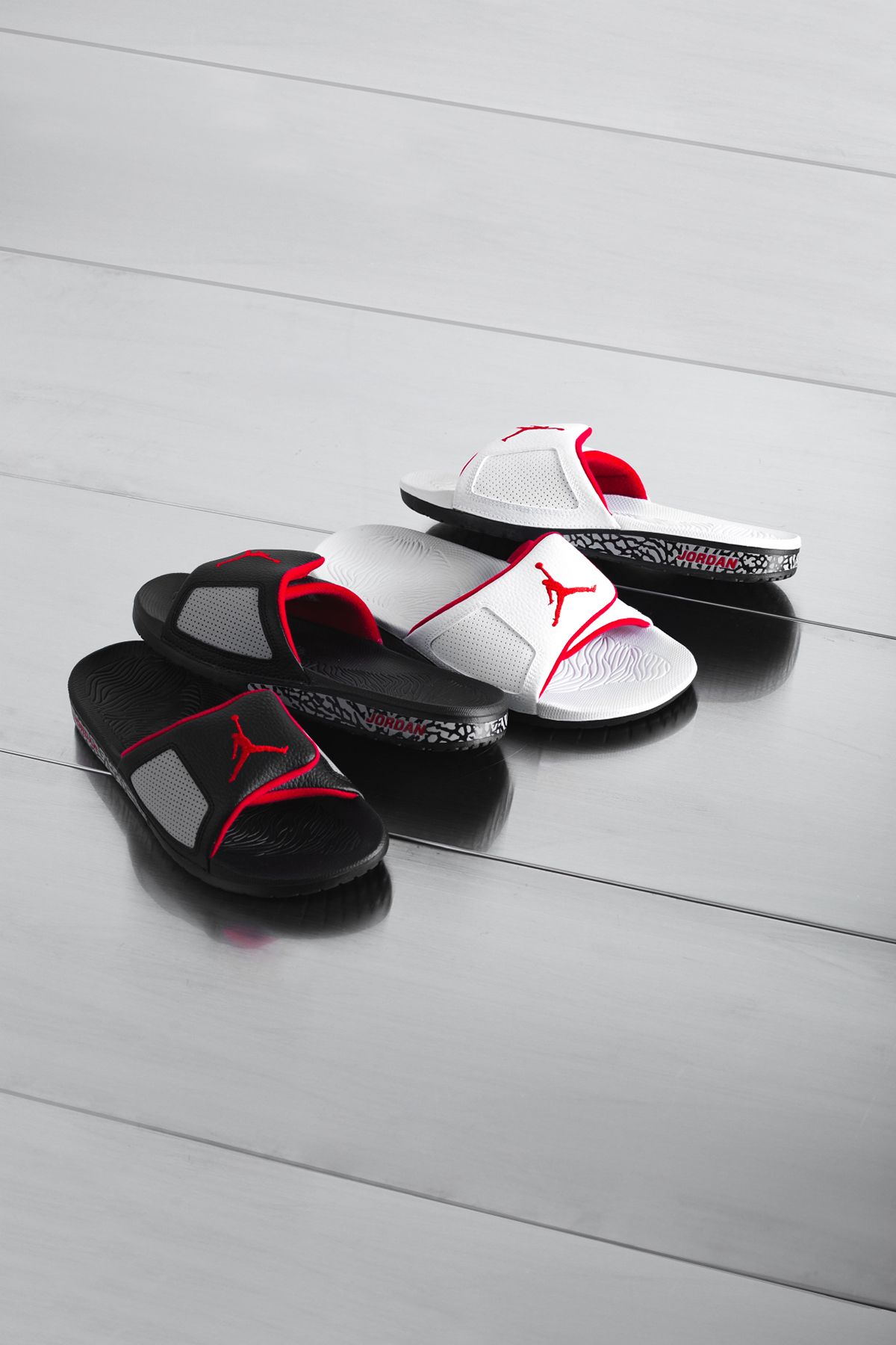 outlet store d9eb8 b147d Jordan Hydro III Retro Slide | All Things Good in 2019 ...