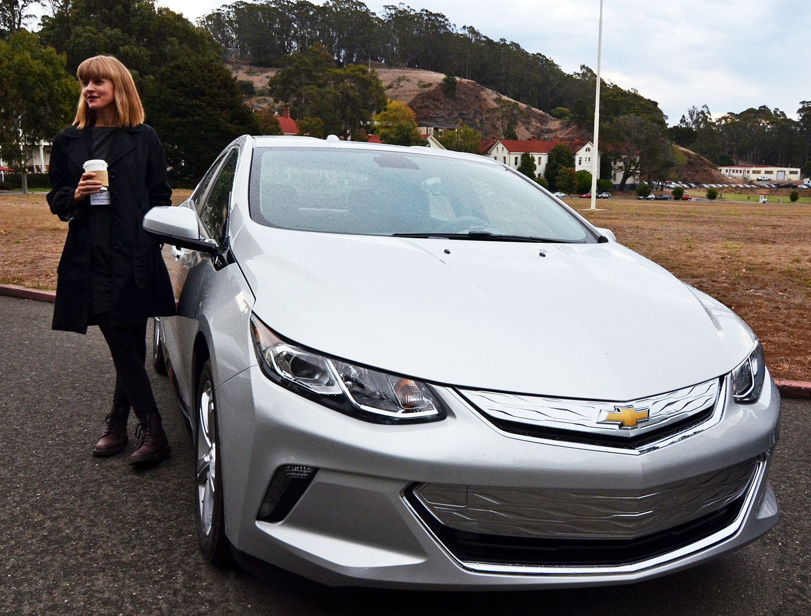 We Test Drove The New 2016 Chevrolet Volt And Here S The Scoop