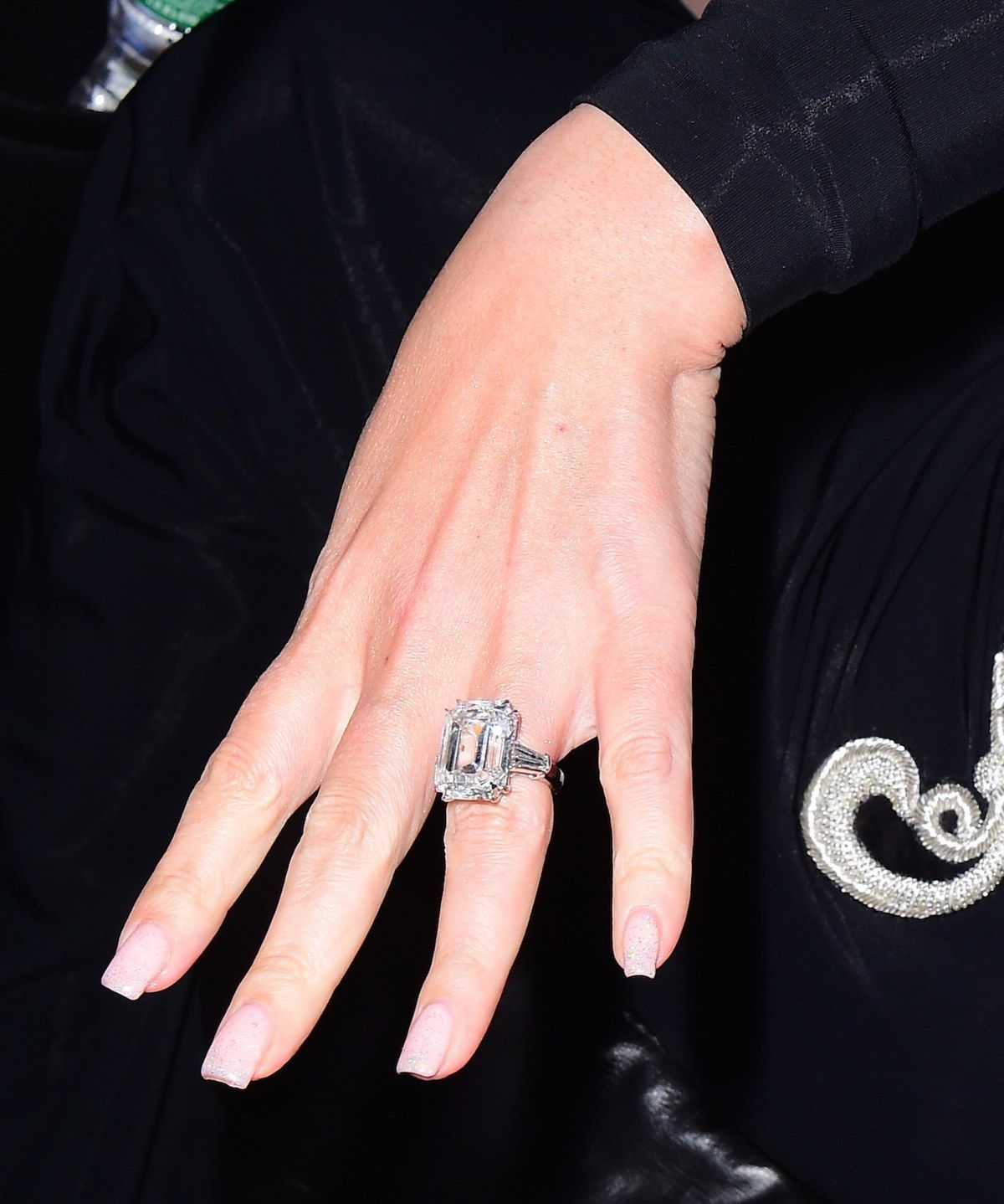 The couple: Mariah Carey and James Packer The ring: A 35-carat ...