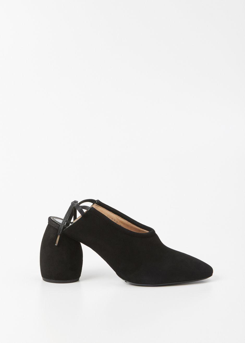 a44948153c Dries Van Noten Slingback Ballet Heel (Black) | Kick It | Ballet ...