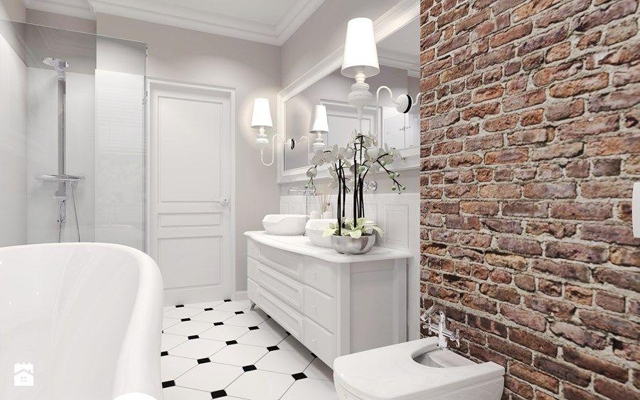 łazienka Styl Eklektyczny Zdjęcie Od Agata Hann