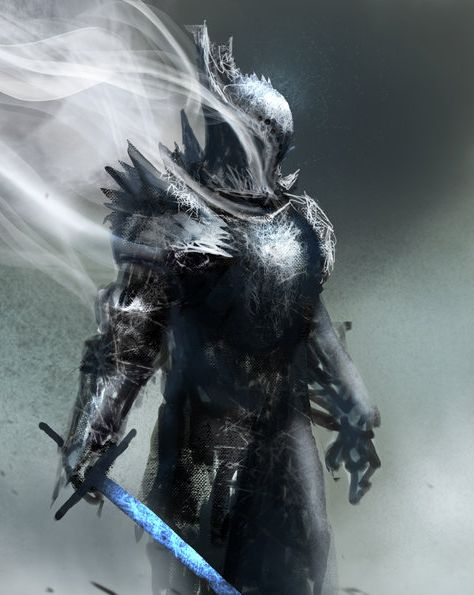 Smoke Knight by Conor Burke