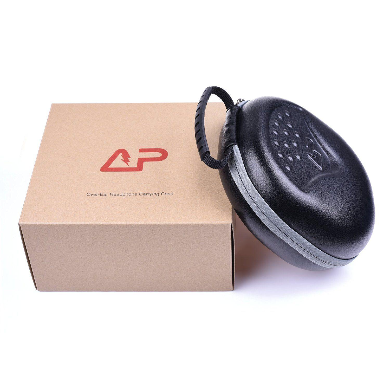 Amazon.com: Lightning Power – Universal Over-Ear Headphone Headset Carrying Hard Case Bag (Large Size): Electronics