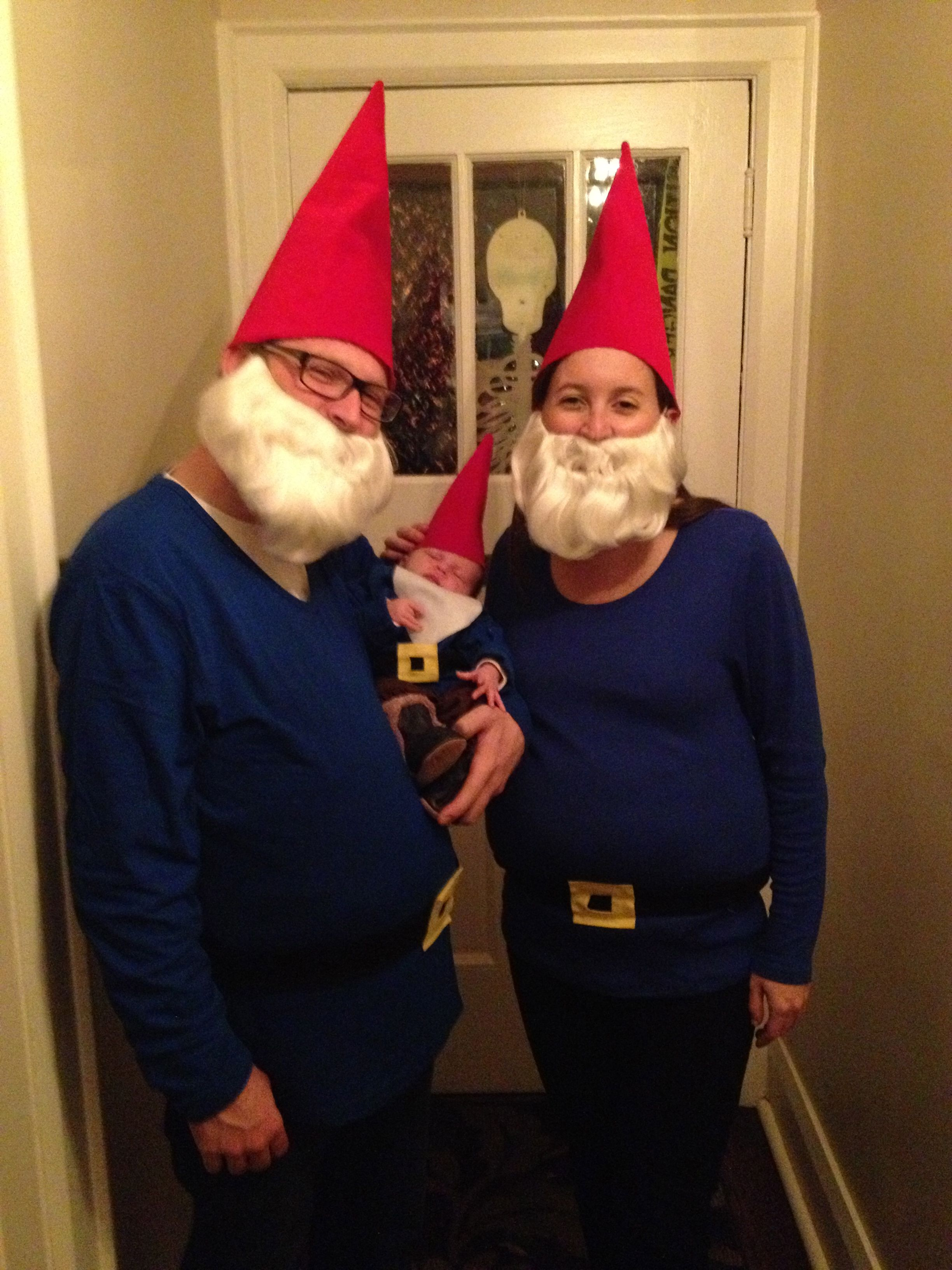 Gnome halloween costume october 31 ideas pinterest halloween 12 clever diy halloween costumes that wont cost a fortune solutioingenieria Image collections