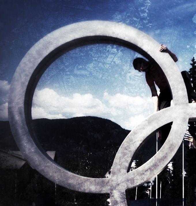 Whistler, Olympic village. #xmen