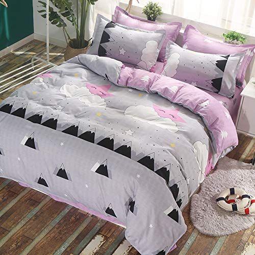 Whoipprmorella Wholesale Quality Comforter Duvet Quilt Cover Set