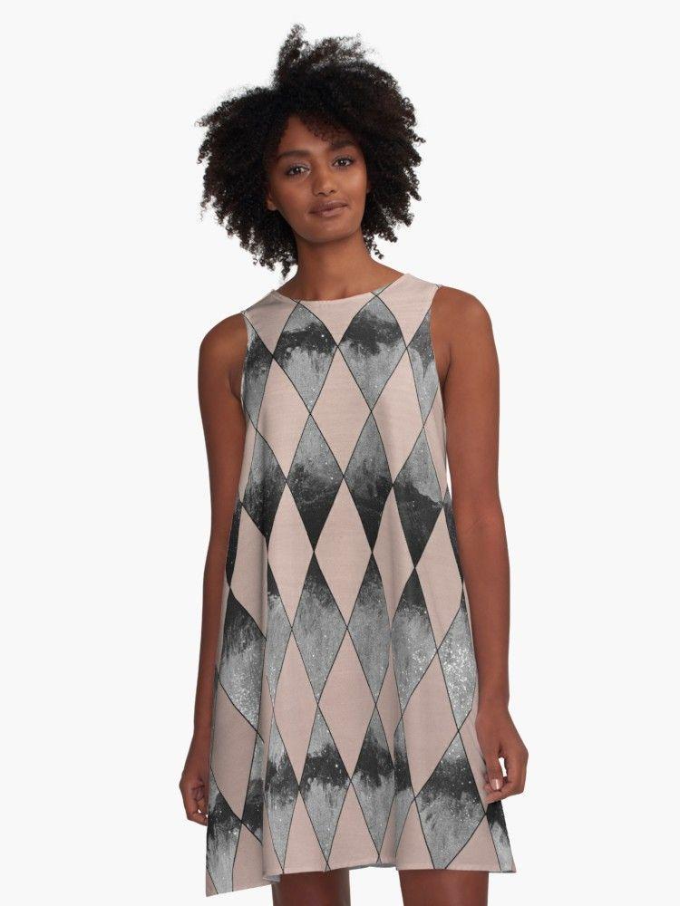 Glam a Line Dress