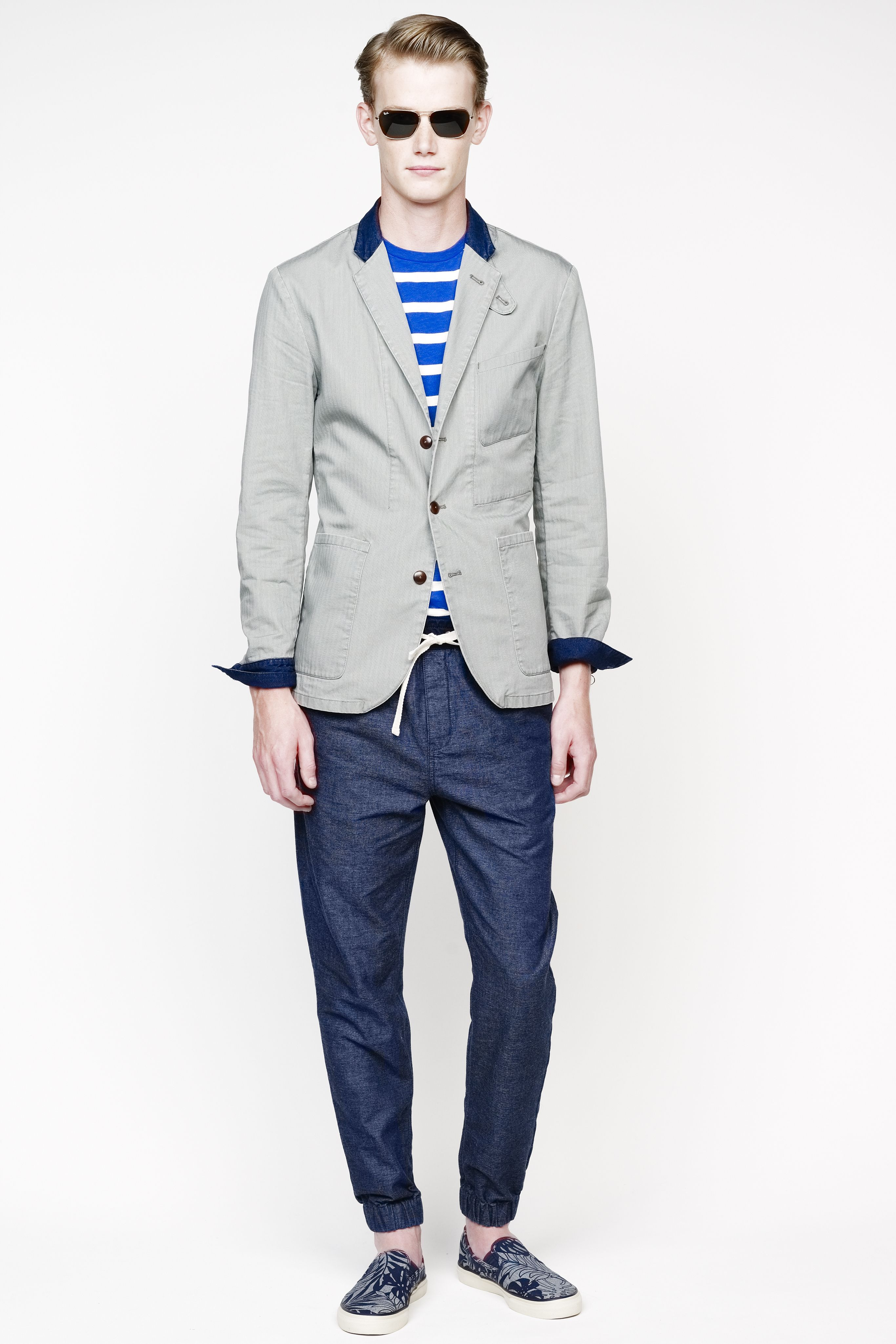 J.Crew Menswear: AW14 Collection forecasting