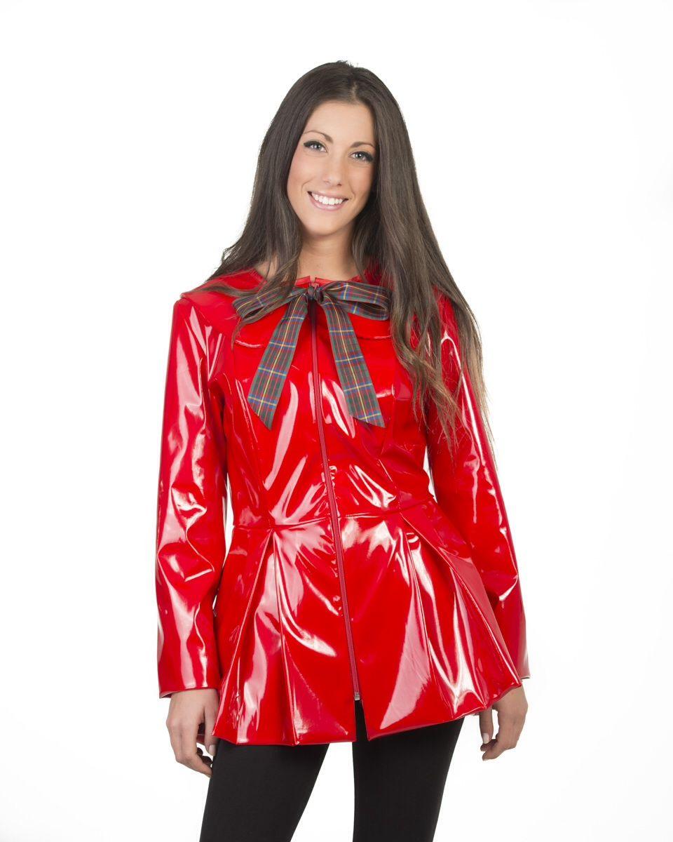 chubasqueros impermeables gabardina rojo Chubasquero raincoats AHqxX