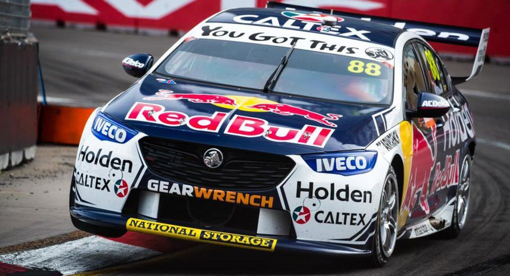 Holden Commodore To Continue Racing Despite Production Car Retirement