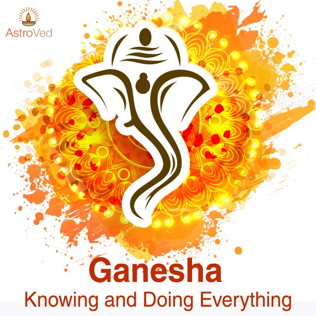 This Vedic year, an invisible force that will take over mankind is the elephant-headed god – #Ganesha http://www.astroved.com/us/specials/ganesha