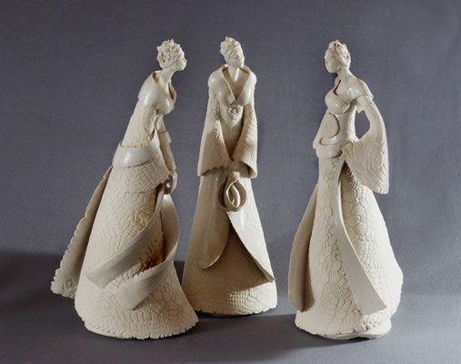 madams - Sarah-Jeanne Bellaiche, ceramist. Creating contemporary ceramics in Britain.