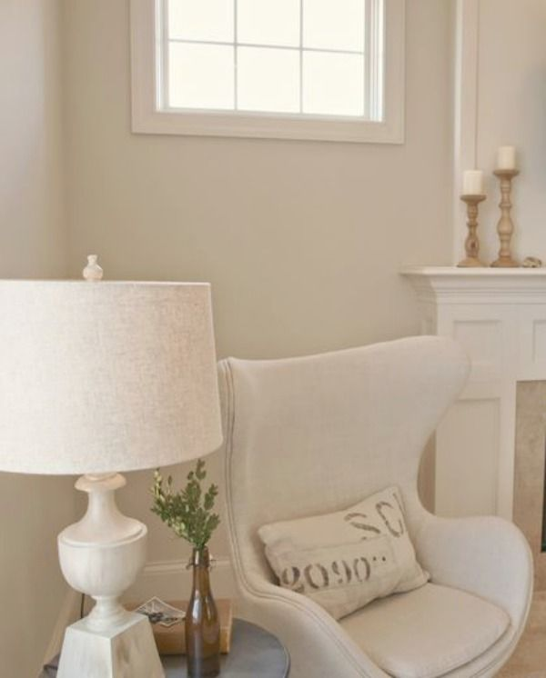 Benjamin Moore Colors For Your Living Room Decor: How To Choose The Best White Paint Color Every Time! {Home