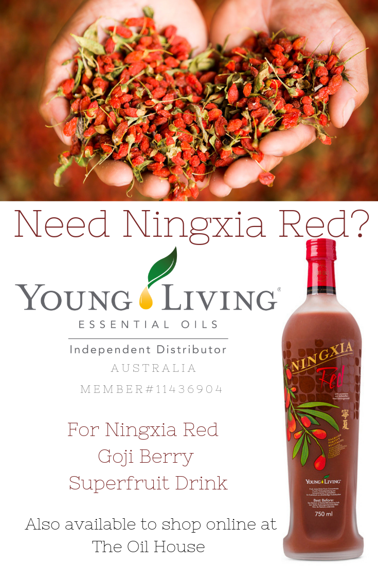 Ningxia Red Australia Ningxia Red Goji Berry Juice Superfruit