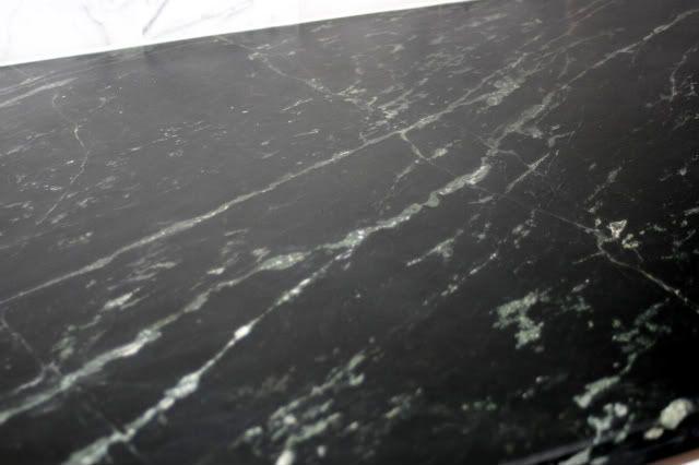 Aqua Grantique Granite Gneiss Brushed Finish Black Granite Countertops Black Granite Luxury Kitchens
