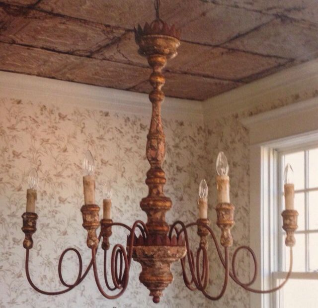 Chandelier available at Dry Land Decor in New Home, TX #chandelier #drylanddecor