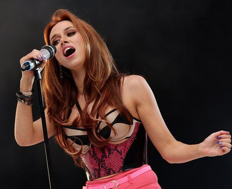 Una Healy performs at Capital's Summertime Ball 2013.