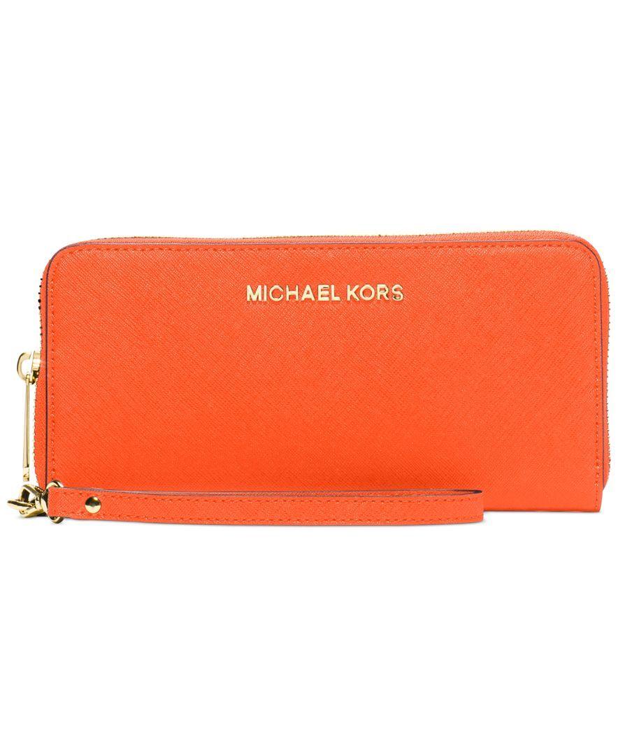 Michael Michael Kors Jet Set Travel Large Carryall Wristlet