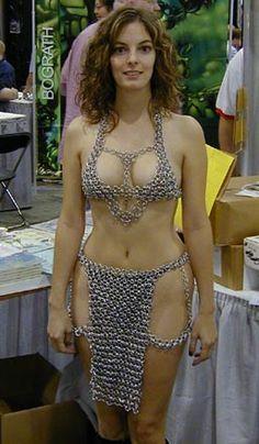 b16d084d41 chainmail dress pattern - Google Search