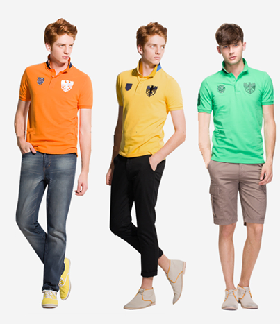 dd0827aa Giordano 's men Griffin Polo.. Available in our stores in various colors .